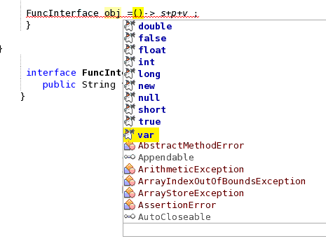 Apache NetBeans (incubating) 10 0 Features