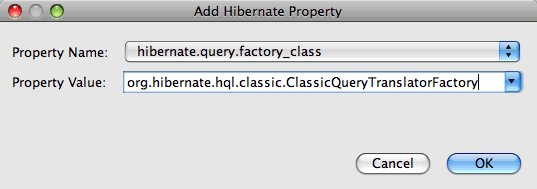 Using Hibernate in a Java Swing Application