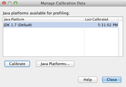 Introduction to Profiling Java Applications in NetBeans IDE
