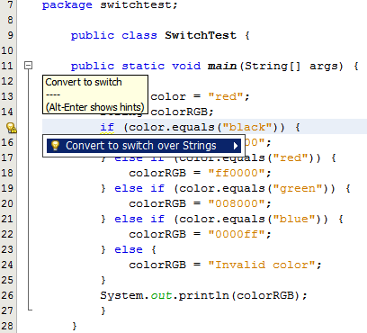 Overview of JDK 7 Support in NetBeans IDE