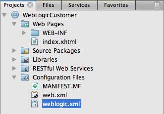 Developing an Enterprise Application for Oracle WebLogic Server